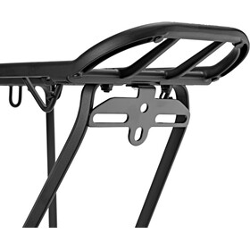 "Red Cycling Products Alu Carrier III Pannier Rack 24-28"" black"